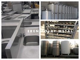 Eren Polat Metal San Tiç Ltd Şti